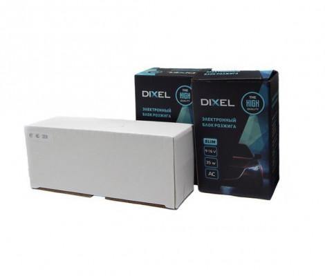 Комплект ксенонового света Dixel Slim AC 9-16V 50W