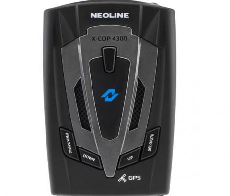 радар-детектор Neoline X-COP 4300