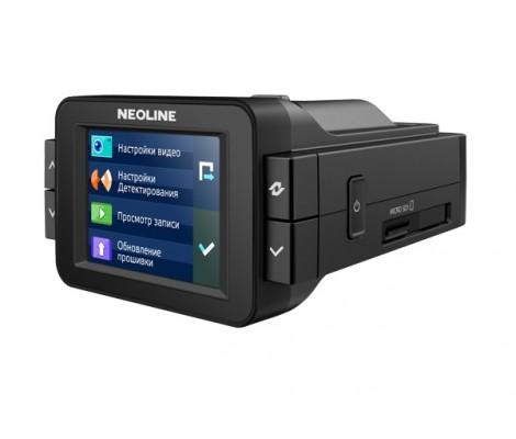 видеорегистратор с радаром и GPS Neoline X-COP 9000c