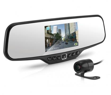 видеорегистратор в зеркале Neoline G-Tech X23