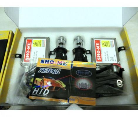 Комплект биксенона Sho-Me Super Slim AC H4