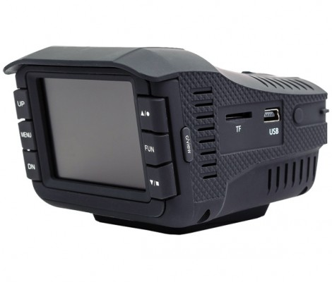 видеорегистратор с радаром и GPS ParkCity CMB 800