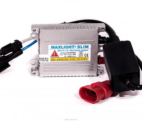 Блок розжига Maxlight Slim AC 35W 9-16 V