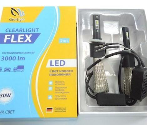 Светодиодные лампы Clearlight H27