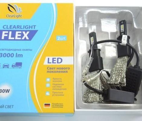 Светодиодные лампы Clearlight H3