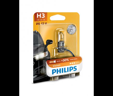 Галогенная лампа Philips Vision H3