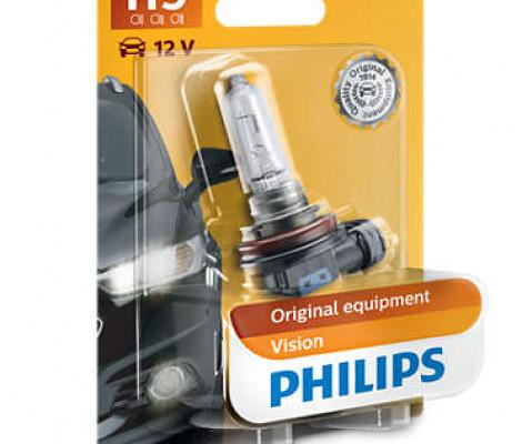 Галогеновая лампа Philips Vision H9