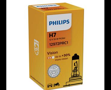 Галогенная лампа Philips Vision H7