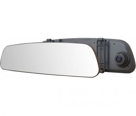 видеорегистратор в зеркале и оповещением о камерах TrendVision MR-700GP