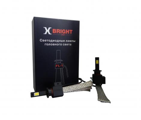 Светодиодные Лампы X-BRIGHT FL1 COB H1