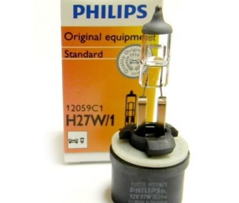 Галогеновая лампа Philips Vision H27/1