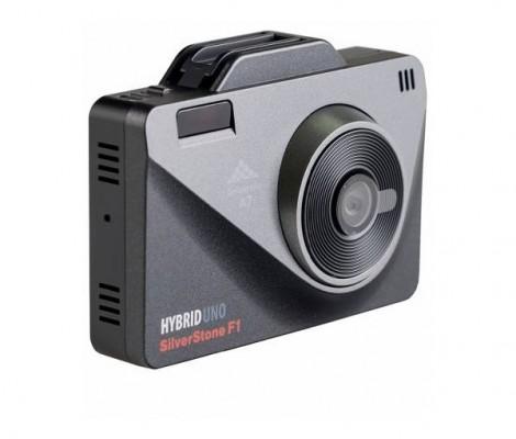 Видеорегистратор с радаром SilverStone F1 Hybrid Uno
