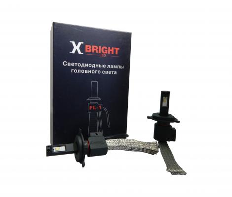 Светодиодные Лампы X-BRIGHT FL1 CSP H4