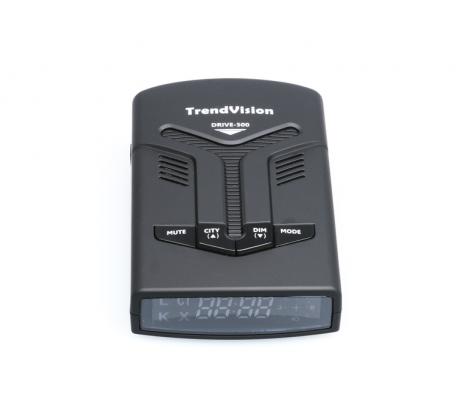 радар-детектор TrendVision Drive-500