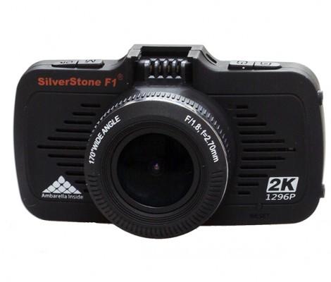 Видеорегистратор c GPS SilverStone F1 A70-GPS