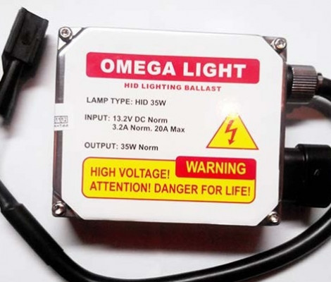 Комплект биксенона Omegaligh Н4
