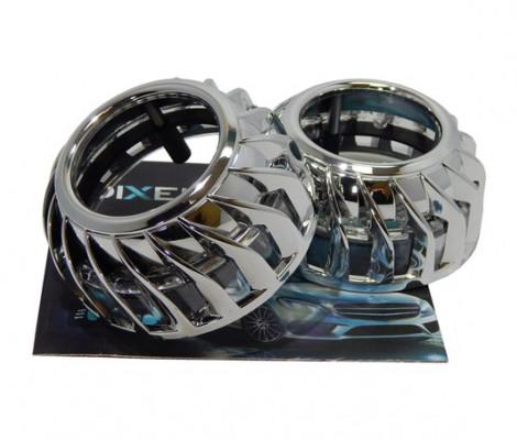 Маска для Линз MINI H1 2.5 дюйма под А.Г. - №12