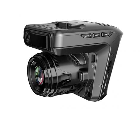 видеорегистратор c радаром и GPS Sho-Me Combo №3 A7
