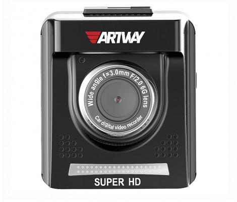 видеорегистратор с GPS Artway AV-710