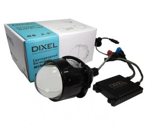 """Светодиодный Би-модуль DIXEL mini Bi-LED G6 2.5"""""""
