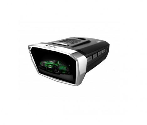 видеорегистратор с антирадаром и GPS Subini STR-865RU