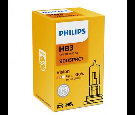 Галогеновая лампа Philips Vision HB3