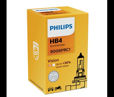 Галогеновая лампа Philips Vision HB4