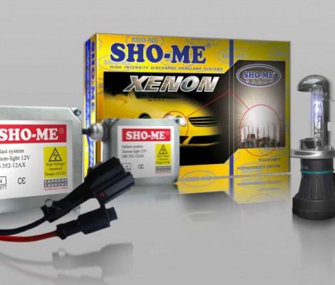 Комплект биксенона Sho-Me AC H4