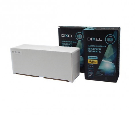 Комплект би ксенонового света Dixel PREMIUM FAST-START 12V 55W AC