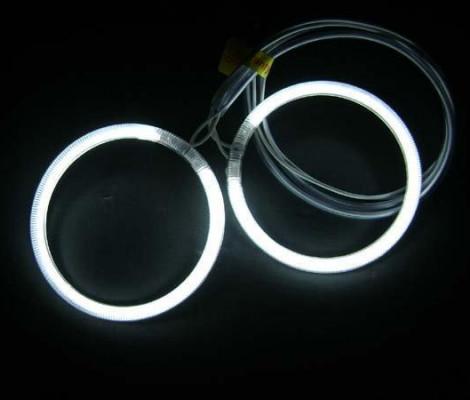 Неоновое кольцо CCFL 80мм