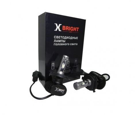 Светодиодная Лампа X-BRIGHT S1 CSP H4 Hi/Lo