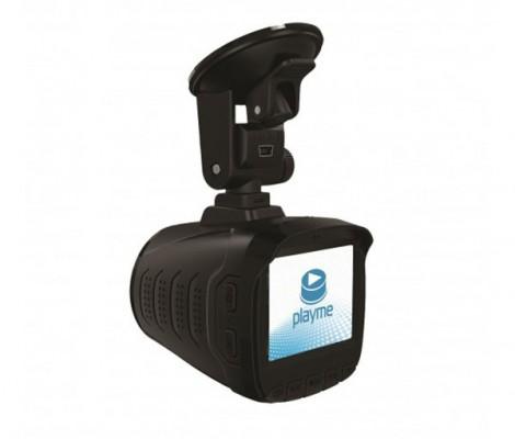 видеорегистратор c радаром PlayMe P350 TETRA
