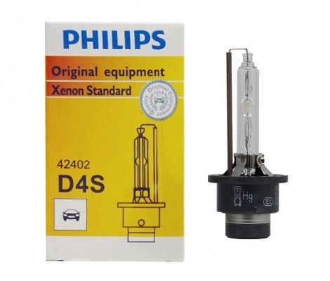 Ксеноновая лампа D4S Philips
