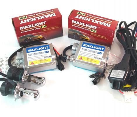 Комплект биксенона Maxlight FX AC H4