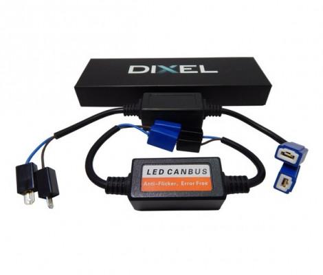 Обманка DXL для светодиодов головного света H1