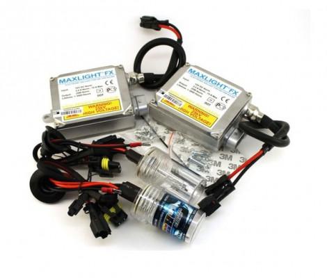 Комплект ксенона Maxlight  FX AC с лампами металл