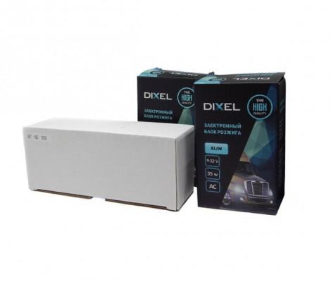 Комплект ксенонового света Dixel Slim 9-32V 35W AC