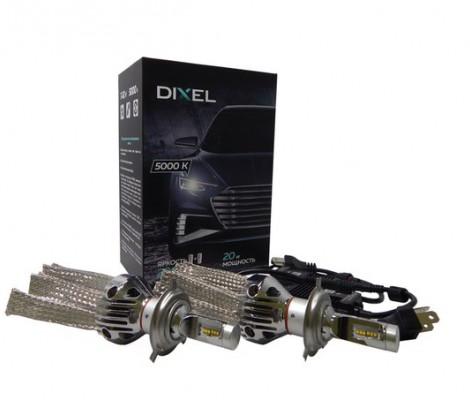Светодиодные лампы Dixel G6 H4 - 5000K