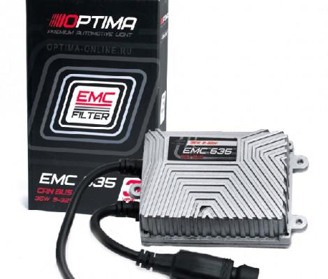 Блок розжига Optima Premium EMC-635 Can Bus 9-32V 35W
