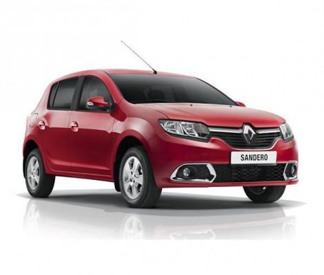 Съемная тонировка Renault Sandero