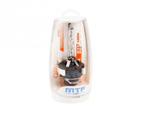 Ксеноновая лампа D2S MTF 4300K