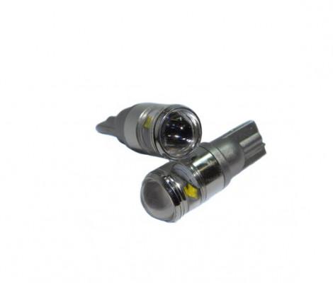 Лампа светодиодная PREMIUM DXL (W5W) T10 15W RKL (CREE XB-D) Белый (240LM) 12-24 VDC