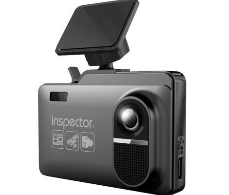видеорегистратор с антирадаром и GPS Inspector SCAT