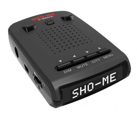 радар-детектор Sho-Me G-900 STR