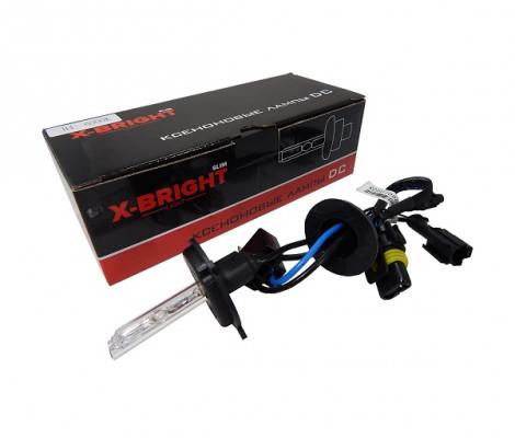Ксеноновая лампа X-Bright Slim DC (постоянного тока) H4 моно