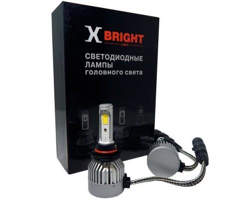 Светодиодные лампы X-Bright C9+3 WF HB3 5000K