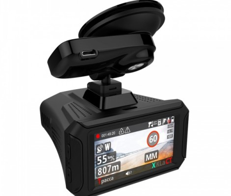 видеорегистратор с антирадаром и GPS Aunobil Ratione