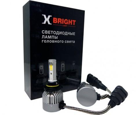 Светодиодные лампы X-Bright C9+3 WF HB4 5000K