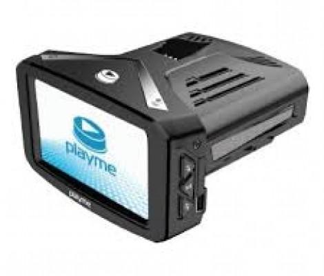 видеорегистратор с радаром PlayMe P300 TETRA