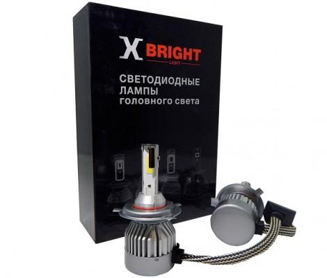 Светодиодные лампы X-Bright C9+3 WF H4 5000K